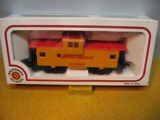 Ho 1/87 Scale Rtr U P Caboose Car New Old Stock