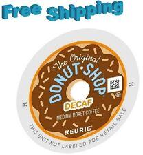 24 KEURIG K-Cups Coffee The Original Donut Shop DECAF