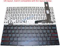 New for ASUS Chromebook C201 C201P C201P-DS01 C201PA C201PA-DS02 US Keyboard