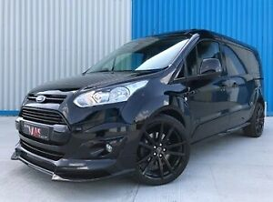 FORD TRANSIT CONNECT FULL BODYKIT