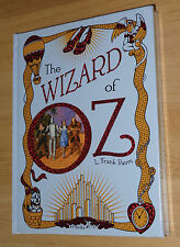 The Wizard of Oz by L. Frank Baum  LeatherBound Hardcover ~ New & Sealed