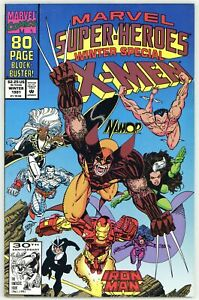 Marvel Super Heroes (1990) #8 NM 1st App of Squirrel Girl Marvel Comics