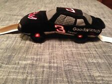 Dale Earnhardt Beanie Racers NASCAR Goodwrench Car NEW with Tag