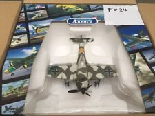 """FW-190 Focke-Wulf Luftwaffe """" Yellow 2 """" JG 74,obstlt. Heinri,1:48 Franklin Mint"""