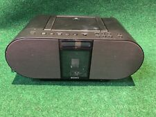 Sony Personal Audio System Model Zs-S4iP