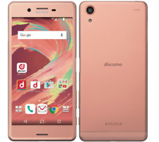 Sony Xperia X Performance SmartPhone Unlocked 502SO SoftBank Rose Gold