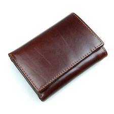 Mens wallet.Compact wallet.slim wallet.leather wallet.RFID wallet