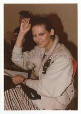 Claudia Cardinale - Original Vintage Photo by Peter Warrack - Unpublished