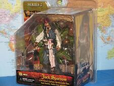 Pirates Of The Caribbean Jack Sparrow Series 2 *Brand New & Rare*
