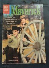 Maverick (1958 Dell) #14 GD/VG