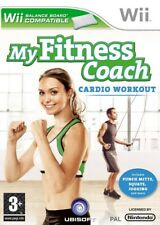 Nintendo Wii - Mein Fitness Coach / My Fitness Coach: Cardio Workout UK mit OVP