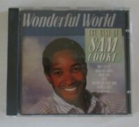 SAM COOKE ~ Wonderful World ~ The Best Of Sam Cooke ~ CD ALBUM