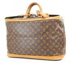 Authentic LOUIS VUITTON Cruiser 45 Monogram Canvas Travel Hand Bag #36524