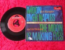 "Single 7"" Bert Kaempfert - Moon over Naples  TOP ZUSTAND!"