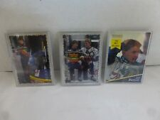 Autograph NASCAR Driver Collector Cards  Ward & Jeff Burton Lot of 3