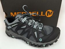 Merrell All Out Blaze Aero Sport Hiking Shoes, Women's SZ 6.5 M, Black NEW 16181