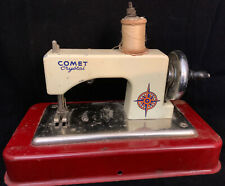 Antique Vintage Toy Child's sewing machine Comet Chrystal EMG Limited England