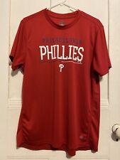 Philadelphia Phillies Men's T Shirt Large