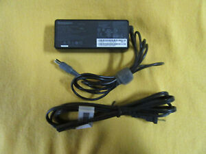 *GENUINE Lenovo* ADLX90NCT2A 45N0312 20V 1.2A 90W ThinkPad AC Power Adapter OEM