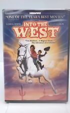 Into the West:Two Brothers. A Magical Horse. The Adventure of a Lifetime DVD-New