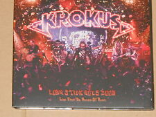 KROKUS -Long Stick Goes Boom (Live from the House of Rust)- CD