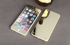 GOLD COLOR Tempered Glass for Apple Iphone 6 Plus / 6 S Plus FRONT & BACK SIDE