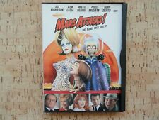 New ListingMars Attacks (Dvd, 1997, Standard and letterbox)