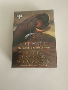 Dune Eye Of The Storm Collectible Card Game Starter Deck Corrino