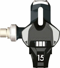 """Time XPRO 15 Pedals Clipless Carbon 9/16"""" Adjustable Float White Black"""