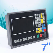 7 Display Lcd 2 Axis Cnc Controller Arm Chip For Flameplasma Cutting Machine
