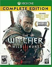 Warner Bros. The Witcher 3: Wild Hunt Complete Edition (Xbox One)