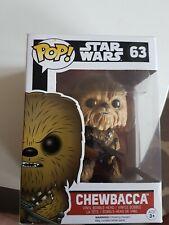 STAR WARS. Force réveiller Chewbacca en boîte. #B1
