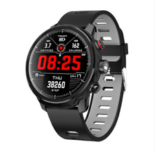 LEMFO Smartwatch Android ios Full Touch Screen IP68 Waterproof Multiple Modes