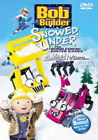 Bob the Builder - Snowed Under: Bogglesberg Winter Games DVD BUY 2 GET 1 FREE
