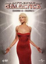 4566 // Battlestar Galactica L'intégrale de la saison 4 partie 1  COFFRET 4 DVD