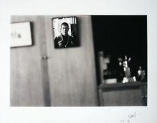 "Tatsuo Nambu, Original photograph 2000, 8""x12"" Signed BLACK & WHITE"