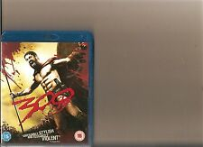 300 BLURAY / BLU RAY GERARD BUTLER SPARTANS