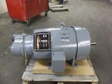 Ge 5Cd445E563 50 Hp Dc Motor 550 Volts With Stearns Brake