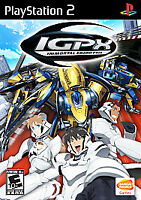 PS2 IGPX Immortal Grand Prix Playstation Black Label NTSC T421
