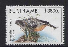 Uccelli-Suriname 1998 Heron 3800g MNH SG.1770 (rif.17)