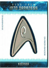 Star Trek Movies Into Darkness 2014 Keenser Dress Uniform Badge Card B21 193/250