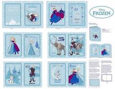 Disney Frozen Collection ~ Anna's Friends Softbook  Frames   ~  Panel
