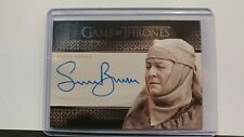 Game of Thrones Complete Series Susan Brown as Septa Mordane Valyrian Steel Auto