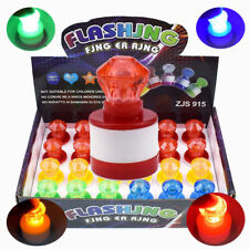 Amusing Colorful LED Light Up Seal Kids Toy Children Party Favors Glow Spoof Toy
