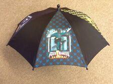 New Without Tag Power Rangers Samurai Kids Umbrella