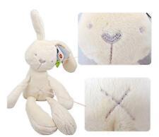 Bunny Soft Plush Toys Rabbit Stuffed Animal Baby Infant Kids Gift Animal Doll 6L