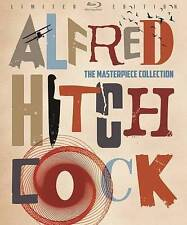 Alfred Hitchcock: The Masterpiece Collection (Limited Edition) [Blu-ray] New DVD