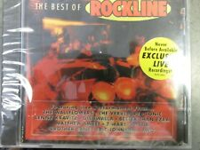 The Best of Rockline by Various Artists (CD, Jan-1999, Priority Records) New!