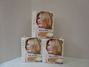 3 CLAIROL BALAYAGE FOR BLONDES LIGHT TO DARK BLONDE HIGHLIGHTING MM 20793