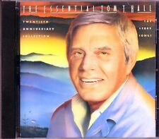 TOM T HALL Essential 20th Anniversary STORY SONGS CD Classic Country BALLAD 40